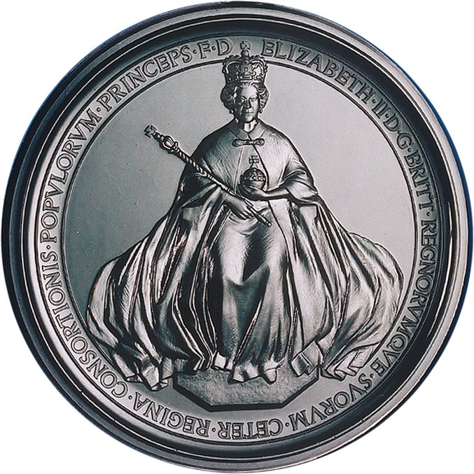 The Great Seal of the Realm - Obverse