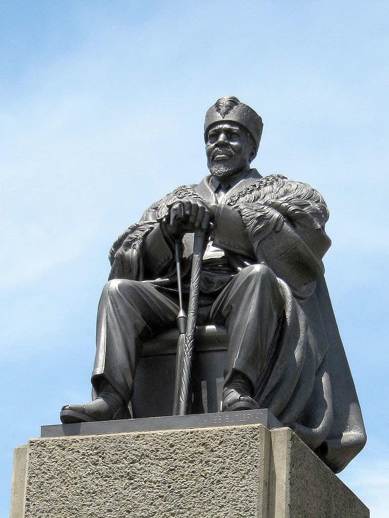 President Jomo Kenyatta of Kenya
