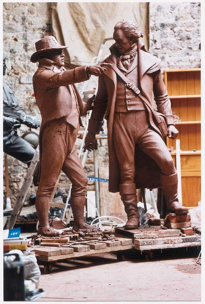 William Blake and Thomas Paine