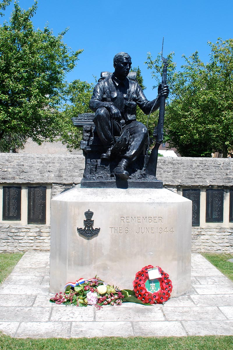 The Green Howards D-Day Memorial