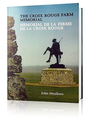 The Croix Rouge Farm Memorial Book